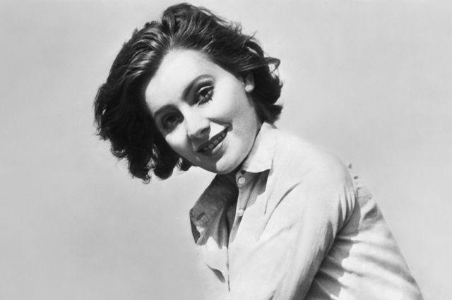 Грета Гарбо. 1930 год.
