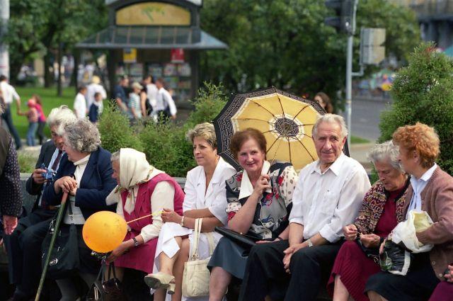 Борис Дубровский на встрече с ветеранами: «Выплату получат все»