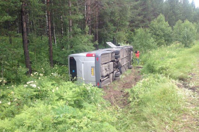 ДТП в Балахтинском районе края.