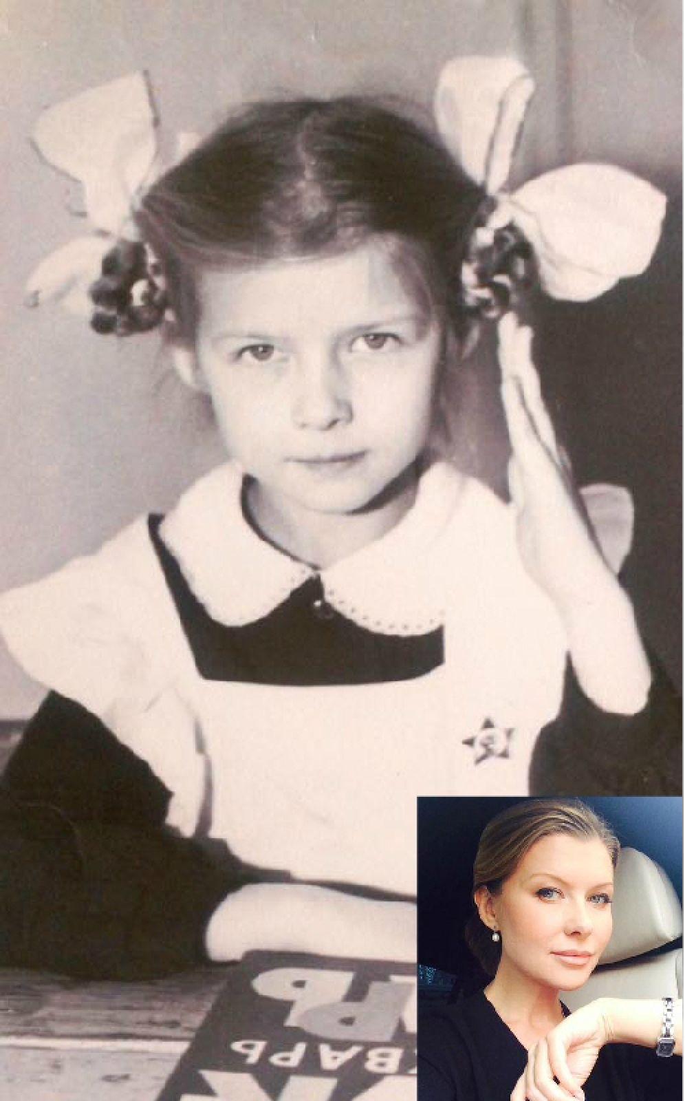 Юлия Колмогорова, актриса, телеведущая