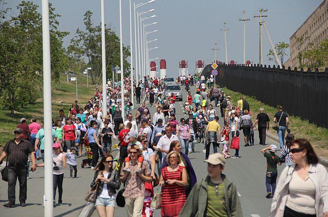 На фестивале ожидаются тысячи гостей.