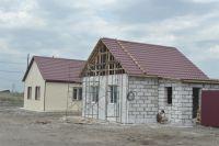 Новые дома в Хакасии.