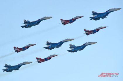 Московский авиационно-космический салон: полёт нормальный.