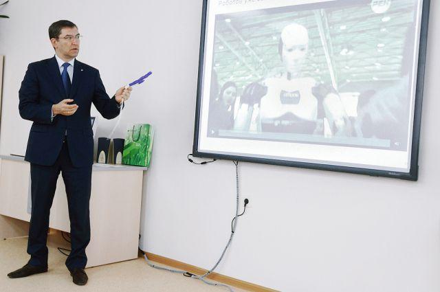 Сбербанк продвигает 3D-технологии в Западной Сибири