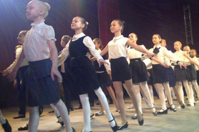 Уральский хореографический колледж принял первых учеников