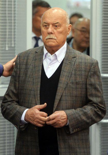 Кинорежиссер, драматург, депутат Госдумы РФ Станислав Говорухин.