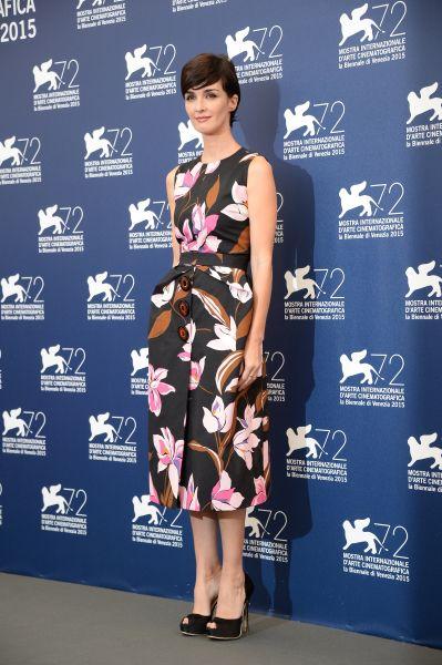 Член жюри фестиваля, испанская актриса Пас Вега.