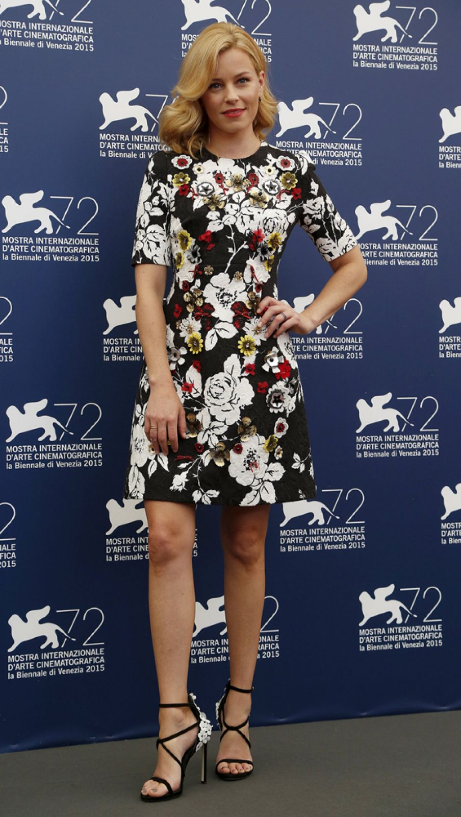 Американская актриса Элизабет Бэнкс.