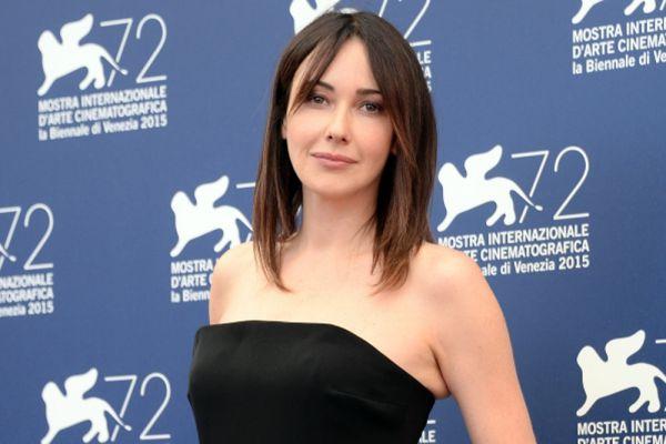 Член жюри фестиваля, итальянская актриса Анита Каприоли.