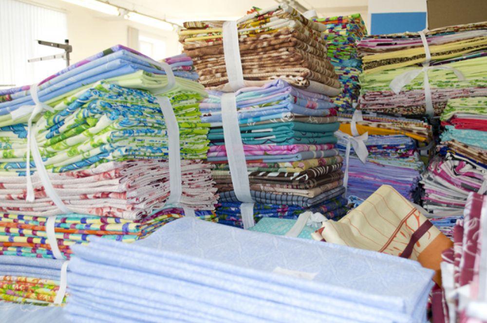 «Камышинский текстиль» предлагает приобрести постельное белье как в комплекте, так и по отдельности.