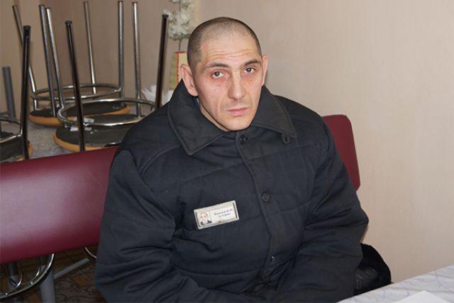Константин Князев в колонии заболел туберкулёзом.