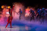 Сцена из балета «Жар-птица».