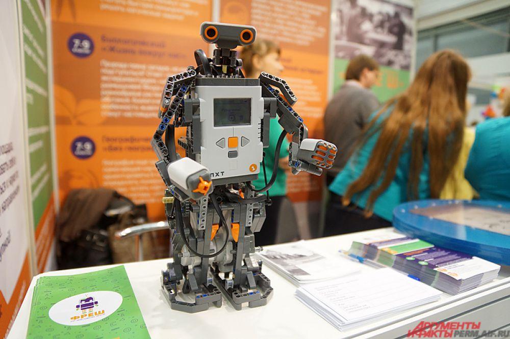 Кружок робототехники при классическом университете набирает талантливых детей в группы.