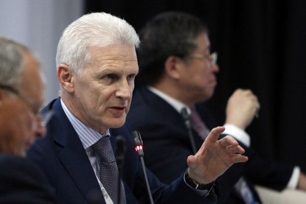 Помощник президента РФ Андрей Фурсенко.