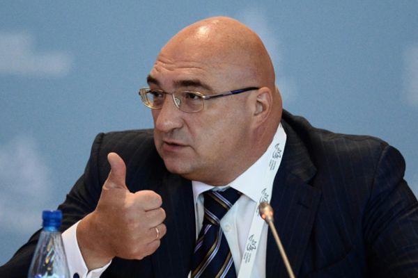Генеральный директор ООО УК «Металлоинвест» Андрей Варичев.
