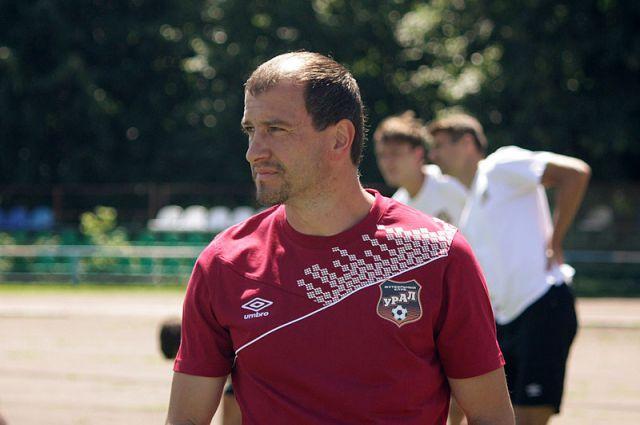 Исполнять обязанности главного тренера «Урала» будет Вадим Скрипченко