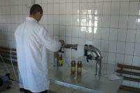 Производственное оборудование приобрело учреждение колонии.