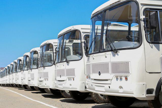 Школьников Каменска-Уральского лишили льгот на общественном транспорте