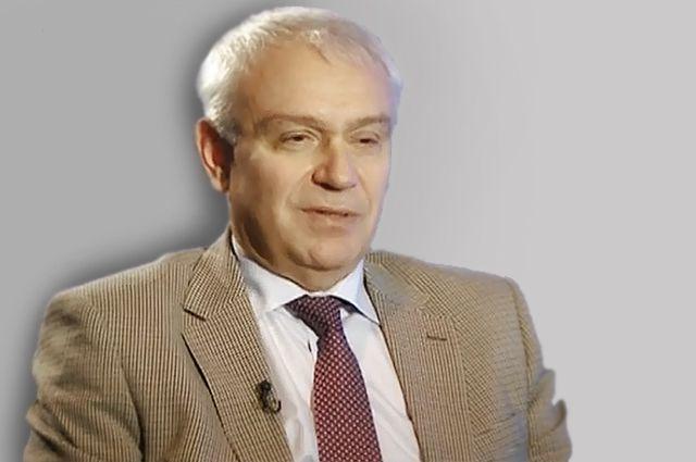 Сергей Бойцов.