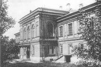 Клиника имени Абрама Морозова на Девичьем поле.