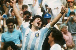 Диего Марадона, 1986 г.