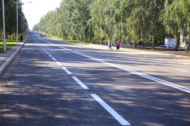 Рабочее движение по новой дороге открылось в Новосибирской области