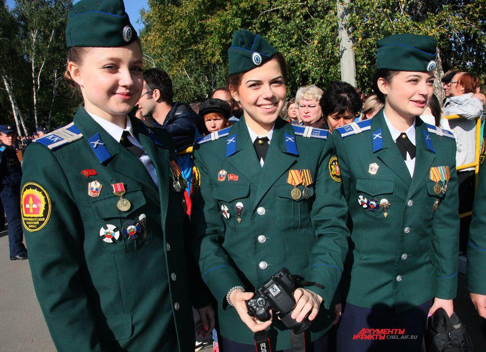 Кадеты из Екатеринбурга