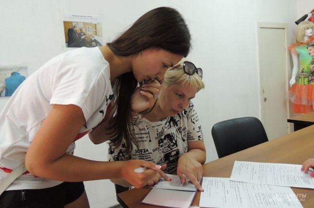 Вместо высшего образования омские школьники выбирают поступление в колледж.