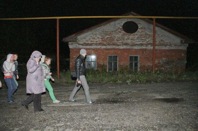 Редкую возможность увидеть первый завод Барнаула имеют участники ночных экскурсий по городу.