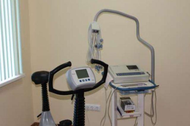 Современное медицинское оборудование.