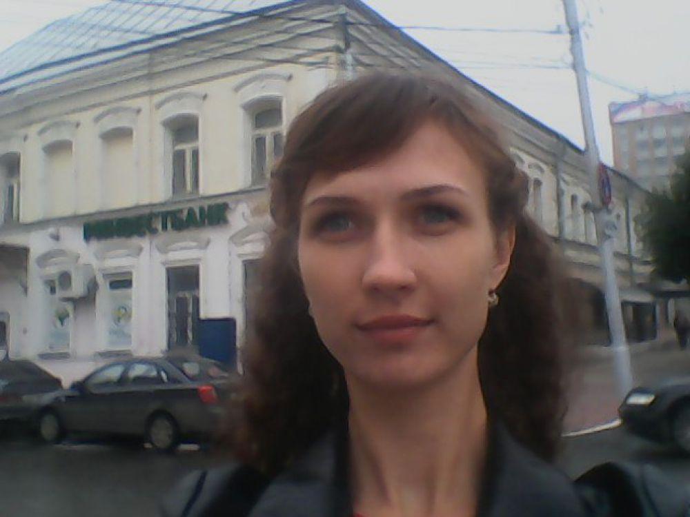 Ирина Першина.
