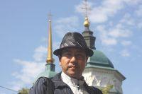 Оперный певец Сейичи Фурукава в Иркутске