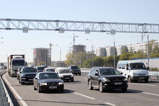 Долгожданная развязка на Петухова открылась в Новосибирске