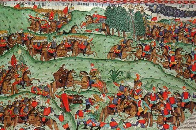 Легенда 1380. 10 фактов о Куликовской битве   История ...: http://www.aif.ru/society/history/legenda_1380_10_faktov_o_kulikovskoy_bitve
