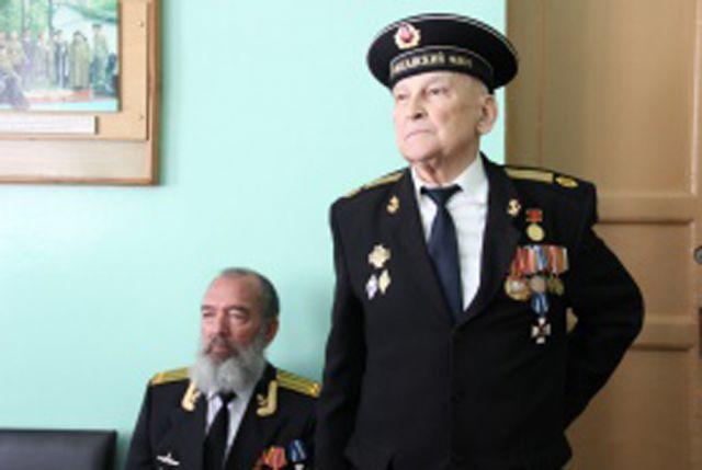 Екатеринбургские ветераны написали письмо Якобу