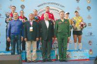 «Золото» турнира - у российских армейцев.