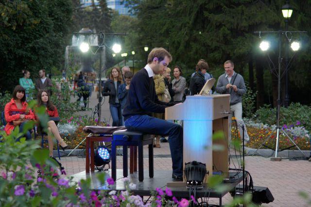 В Екатеринбурге пройдет фортепианный марафон
