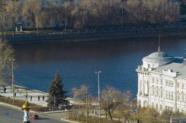 В Екатеринбурге на берегу Исети открылся Дом журналистов