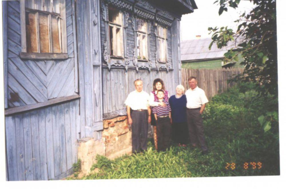 Фото Дмитрия - поощрительный приз Ринвестбанка.