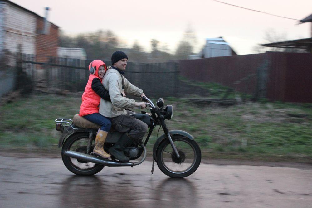 Сергей С. - поощрительный приз от компании «Твой скутер».