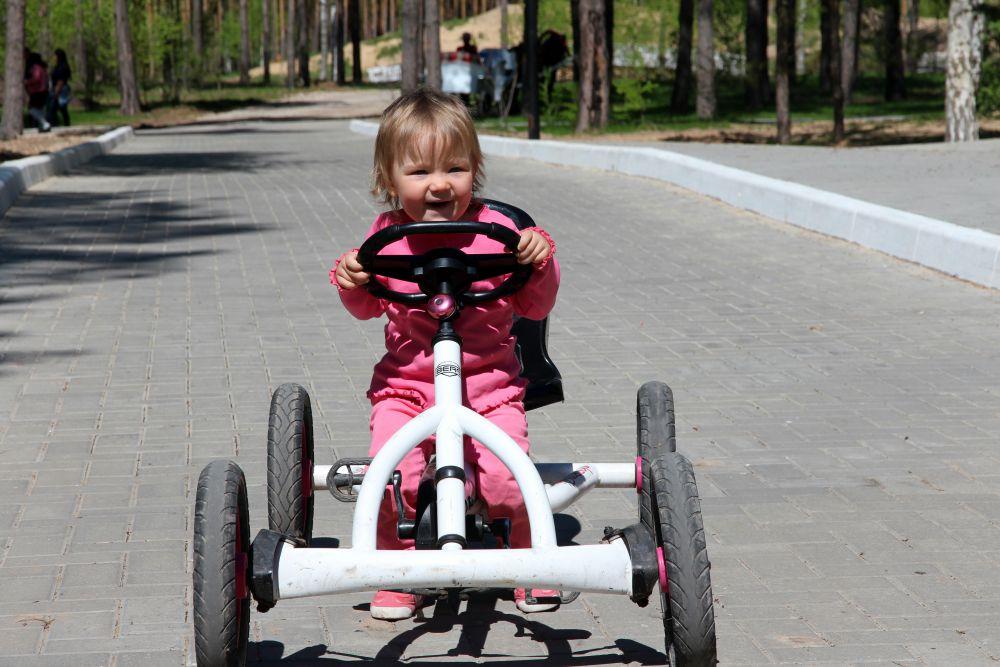 Фото Саши С. - 1 место в конкурсе «Радость в движении» по версии компании «Твой скутер».