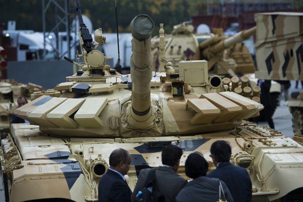 Танк Т-72-63.