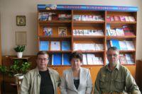 Николай Шмагин (слева)