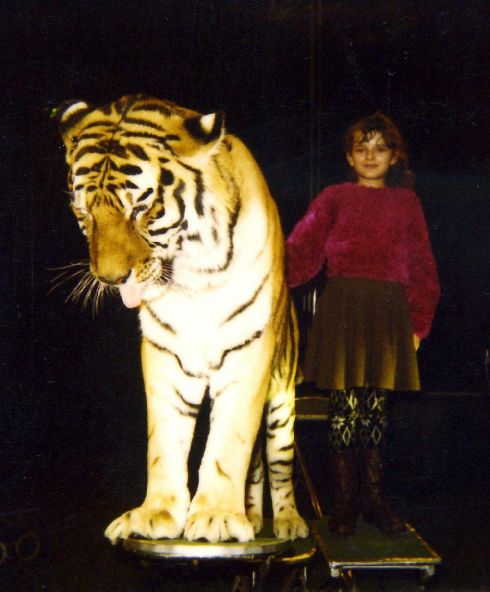 Юлия Нижура - 2 место от «Трогательного зоопарка» в конкурсе «Улыбнись городу».