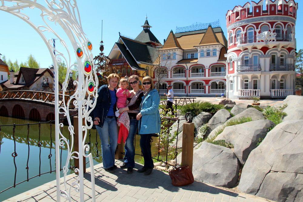 Светлана С. - 1 место от «Трогательного зоопарка» в конкурсе «Улыбнись городу».