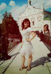 Ксения Жукова - приз от «КУ-КА-РЯ» в конкурсе «Улыбнись городу».