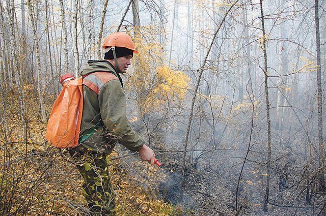 Среднее время ликвидации одного пожара - 3 часа 20 минут.