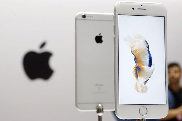 Apple iPhone 6S и 6S Plus.