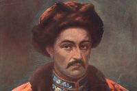 Портрет Ивана Мазепы, Курилас О., 1909 г.