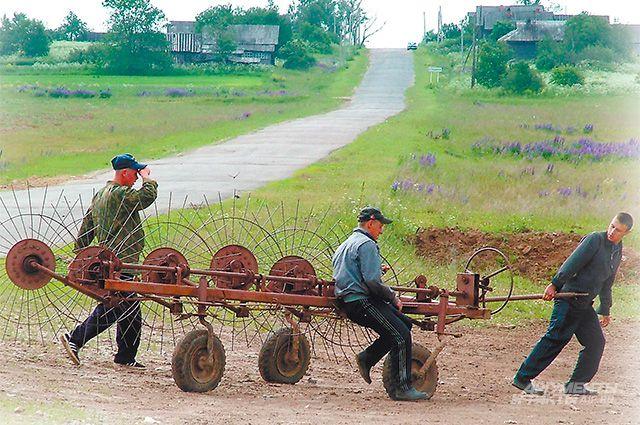 Без стратегии развития не понять, куда катится наш агропром. Фото: Геннадий Михеев